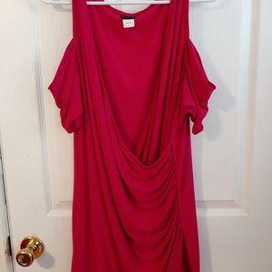Torrid dress top